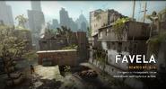 De favela site
