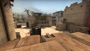 CSGO Mirage A site 22nd Feb 2014 Update