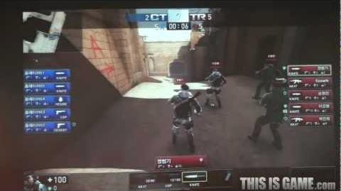 Counter-Strike Online 2 (KR) - Media event footage 2