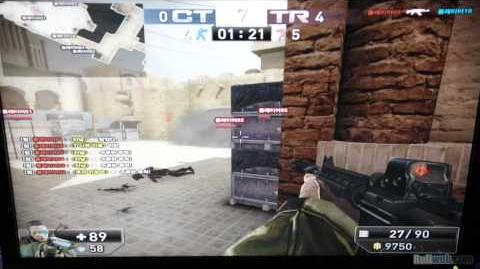 【Trailer Video】 Counter-Strike Online 2 《Conference Gameplay 01》