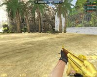 Mp5 gold ingame