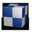 Gravity area checker 1x1x1