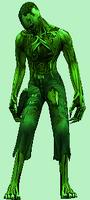 Green Zombie