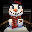 Vxl npc snowman l