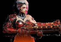 Wondercannon queen