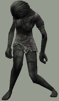 Stalker-type Light zombie