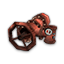 Firehouse b valve sw01