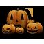 Halloween a pumpkin02 g