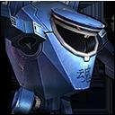 Monster minion blue l
