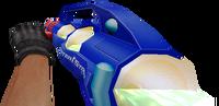 Watergun viewmodel
