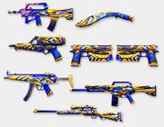 Season 1 weapons