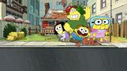 Big City Greens Disney+ background