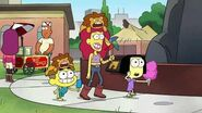 Visiting The Zoo Uncaged Big City Greens (Clip)