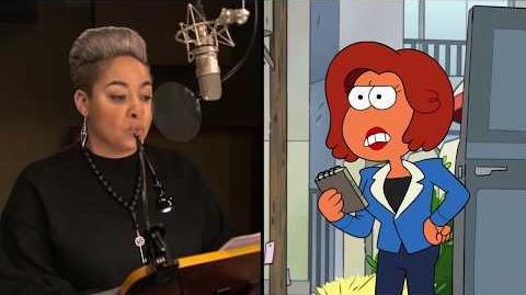 Raven Simoné Voices Big City Greens (Clip 2)