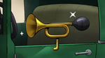 Mint condition honky horn