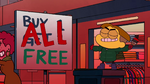 Ad changed to Buy All Free