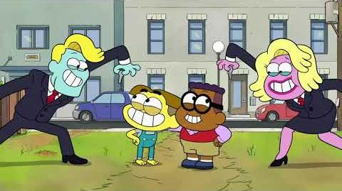Big City Greens Movin' On Out (Clip)