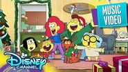 The Best Part of Christmas Reprise 🎄 Big City Greens Disney Channel