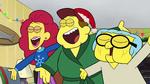 Bill, Nancy and Gramma sing Merry Christmas