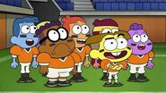 Football 🏈 Training (Clip) Football Camp Big City Greens