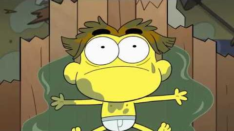 Big City Greens It's Not All Cracked Up To BE, Cricket (Clip)