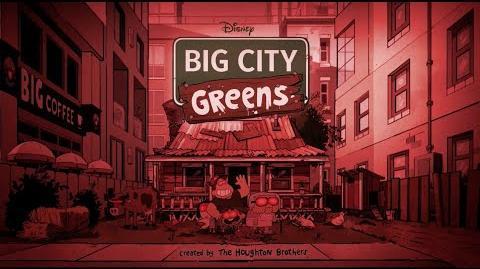 Big City Greens - Halloween Intro