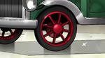 4-ply balloon tires