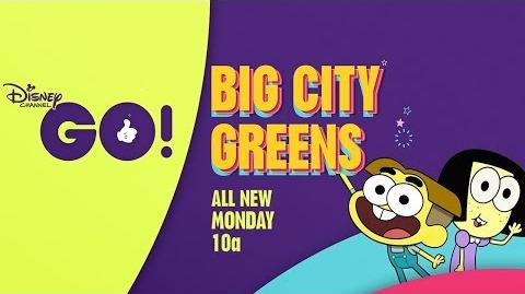 See how it all began! Big City Greens Disney Channel