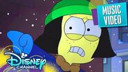 Christmas is Busted Music Video 😭 Big City Greens Disney Channel