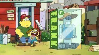 Testing Out The Frank The Farmbot (Clip) I, Farmbot Big City Greens