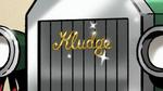 Original Kludge grille logo