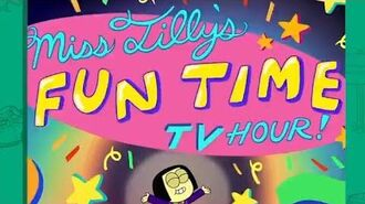 Miss Tilly's Fun Time TV Hour (Preview) Dream Weaver Big City Greens