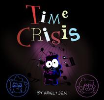 Time Crisis Storyboard Art