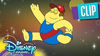 The Most Iconic Dance Routine Ever🕺 Big City Greens Disney Channel