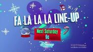 Disney Channel HD US Christmas Advert 2019 Fa La La La Line-Up
