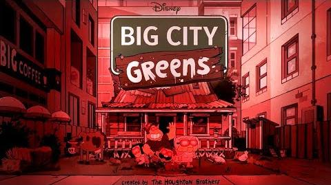 Halloween Theme Song Big City Greens Disney Channel