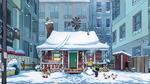 Green's House Christmastime