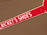 Cricket's Shoes
