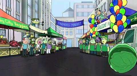 Big City Greens Tomato War (Cilp)
