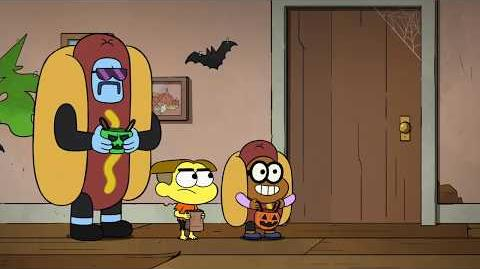 Big City Greens - Indoor Trick or Treating