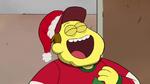 Bill sings Merry Christmas