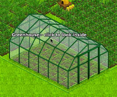 Greenhouse closed