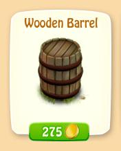 WoodenBarrelButton
