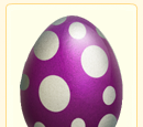 Purple Whitey Egg