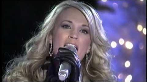 Carrie Underwood -Do You Hear What I Hear