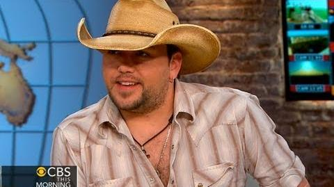 "CBS This Morning - Jason Aldean on ""My Kinda Party"" tour"