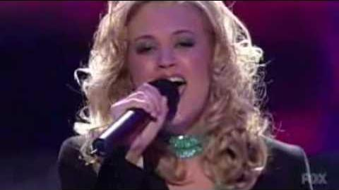 Carrie Underwood - Independence Day (American Idol Season 4 Top 10)