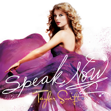 File-Taylor Swift - Speak Now cover