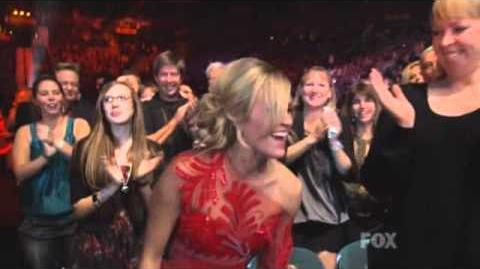 Carrie Underwood wins Artist of the year and 5 others at the First Annual 2010 ACA awards