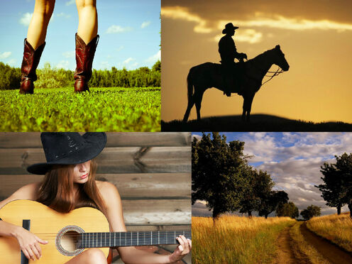 Country-music-collage